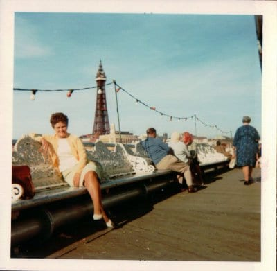 Blackpool in the 1970's
