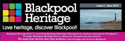Blackpool Heritage News