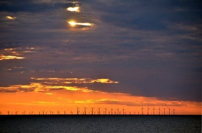 Walney Windfarm