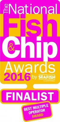 Fish and Chip Awards Best Multiple Operator