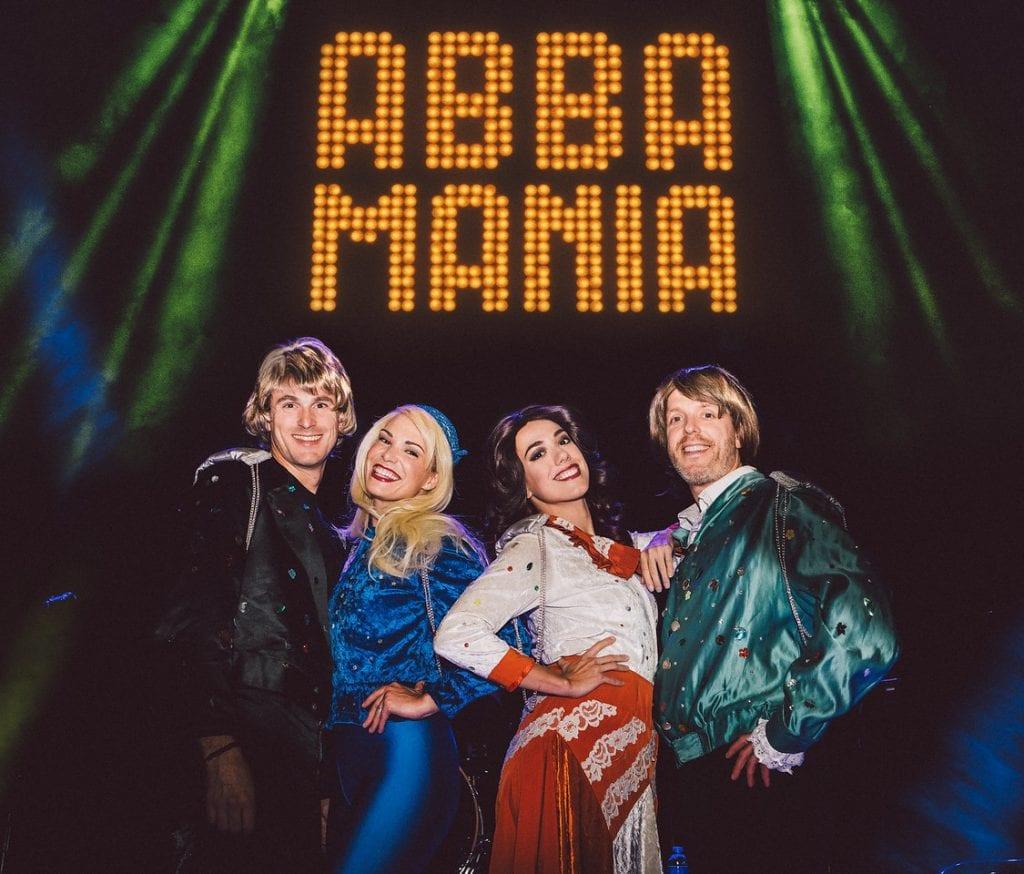 Abba Mania at Blackpool Grand Theatre