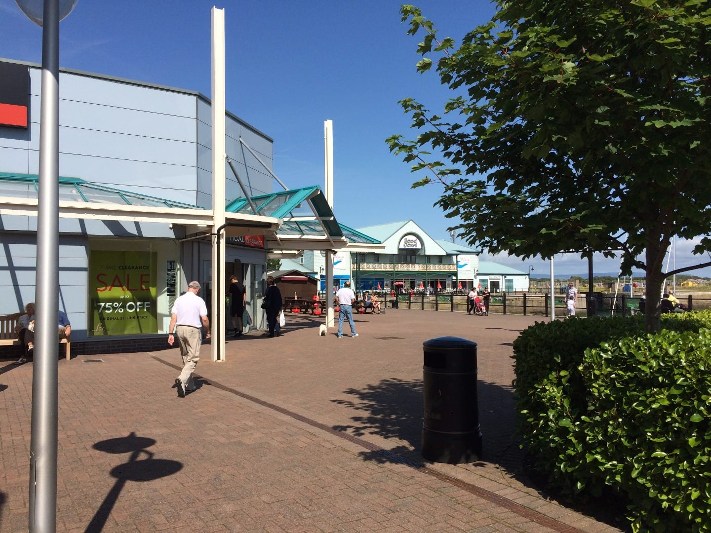 Jobs at Affinity Lancashire, the new name for Freeport Fleetwood