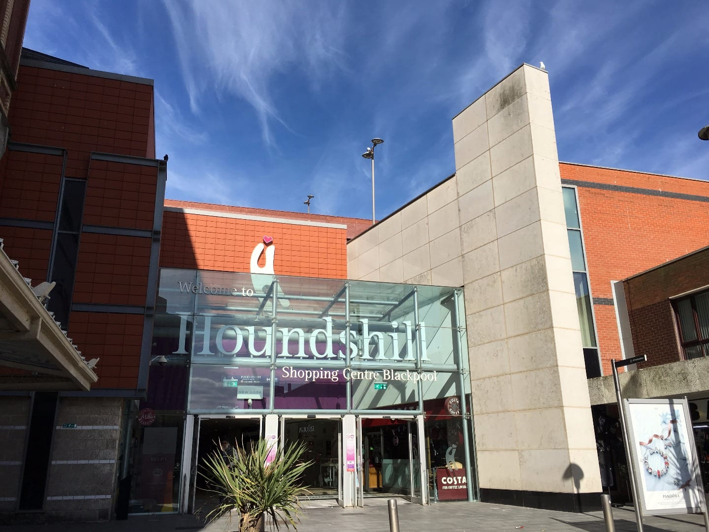 Houndshill Shopping Centre, Blackpool