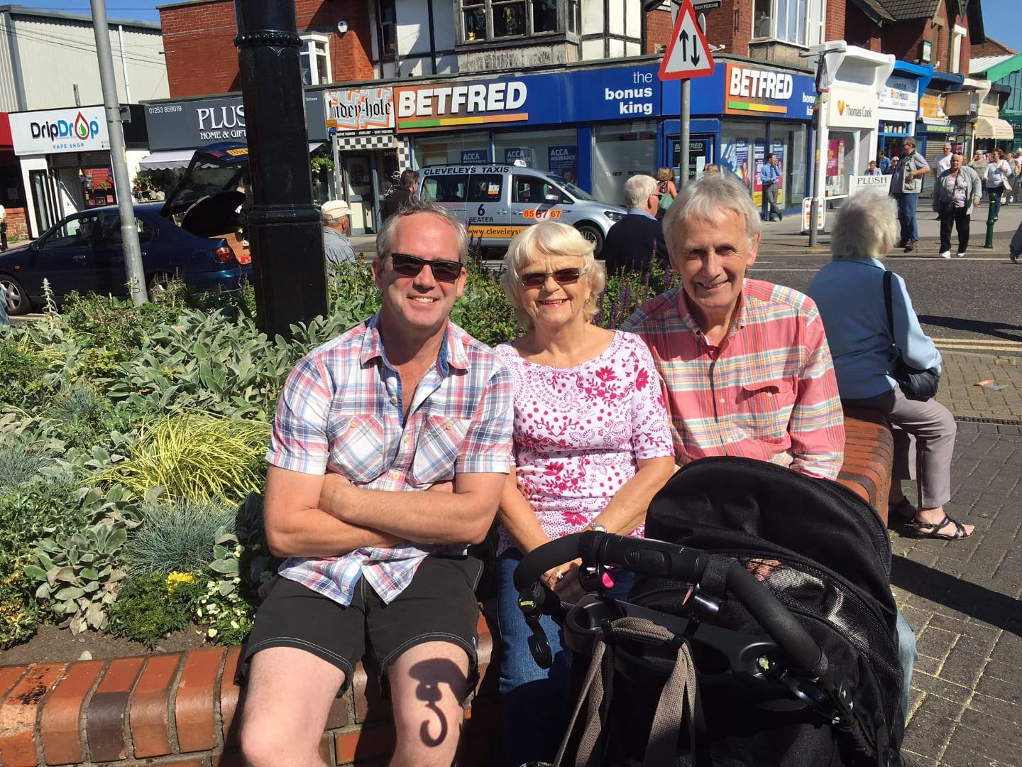 Trip to Cleveleys
