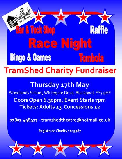 TramShed Charity Race Night 2018