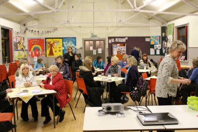 Thornton Ladies Club Meeting - Summer Party