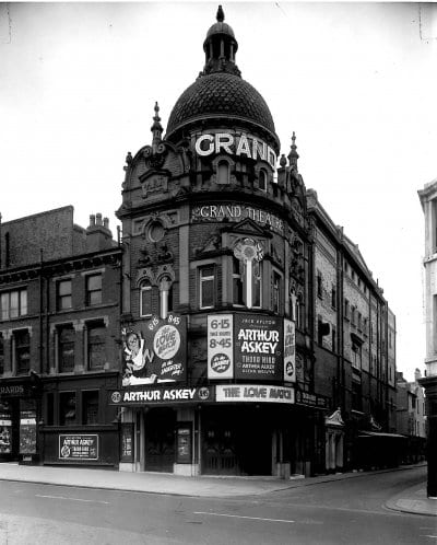The Grand Theatre celebrates 120 years