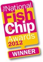 Seniors, National Fish and Chip Award Winners 2012