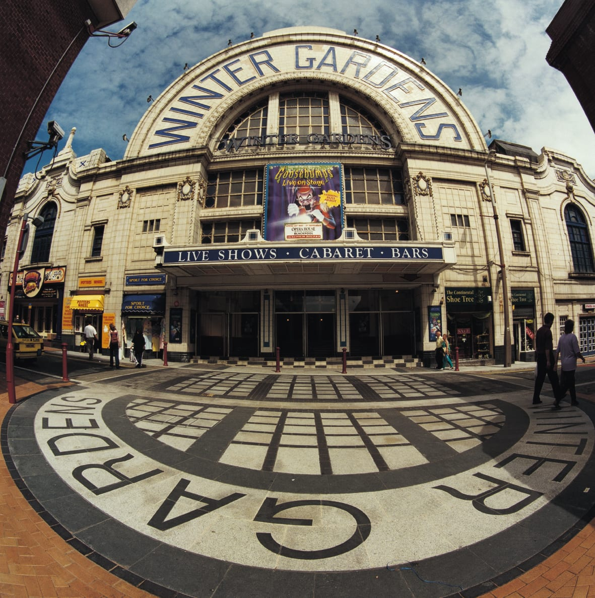 What's On Next At Blackpool Winter Gardens