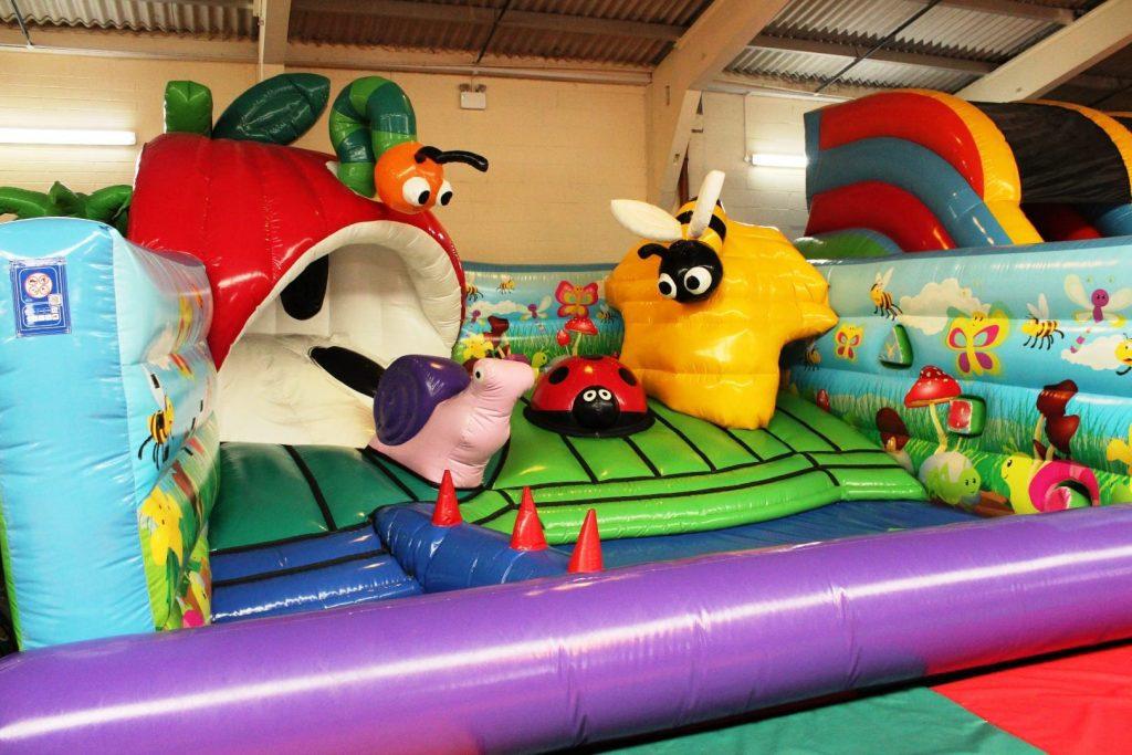 Bounce Play Centre Blackpool