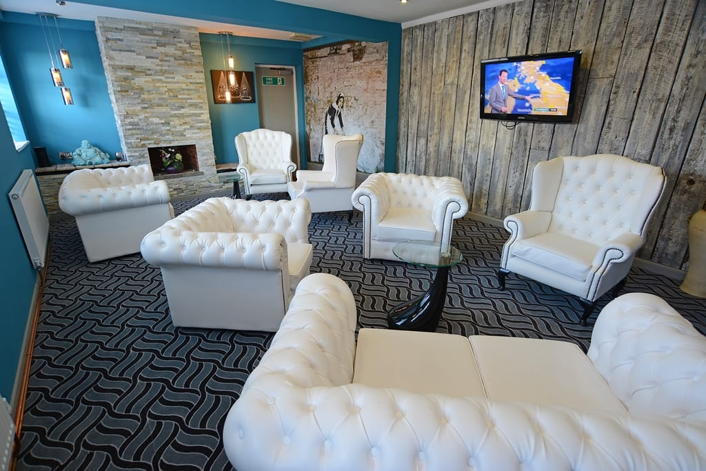 Lounge at the Briardene Hotel