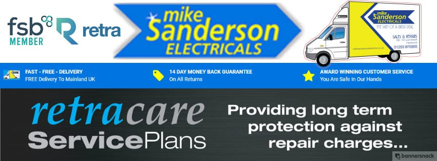 Care Service Plans from Mike Sanderson Electricals
