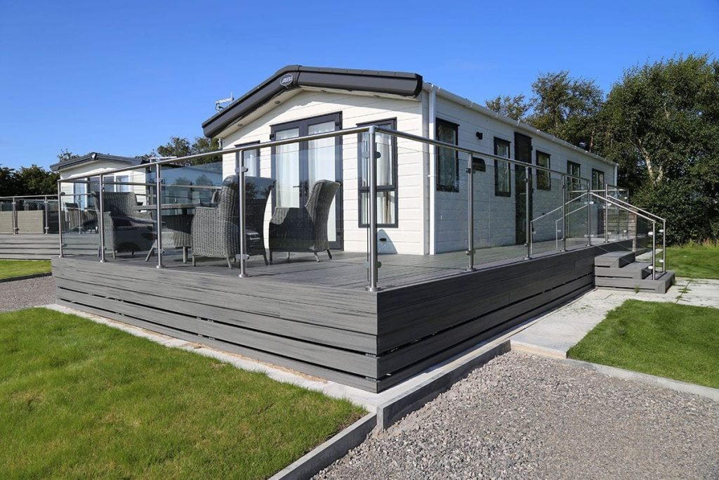 Holiday home at Eastham Hall Holiday Park