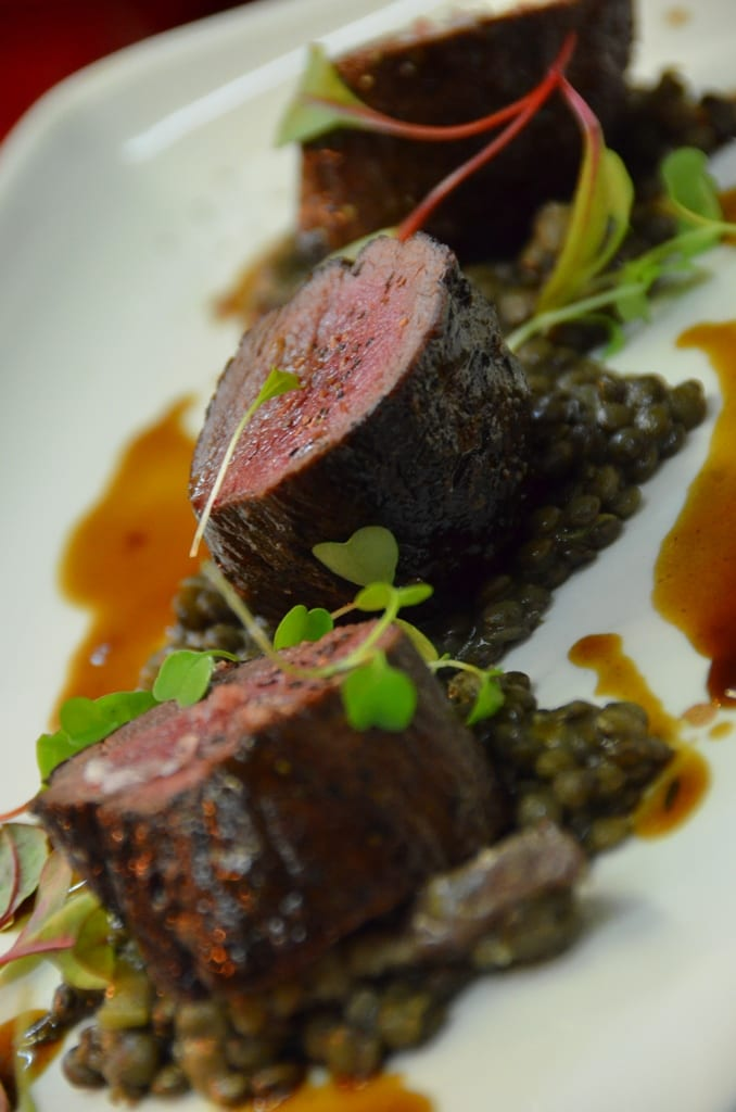 Enjoy fine dining at the Briardene Hotel Curbside Restaurant