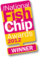 Fish and chip awards 2012 winner