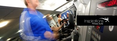 Inspirations Gym at Blackpool and the Fylde College