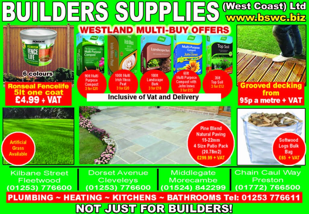 Gardening offers from Builders Supplies