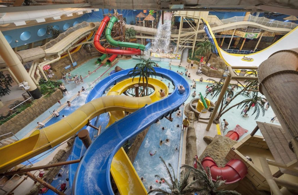 Autumn 2018 Opening Times at Sandcastle Waterpark