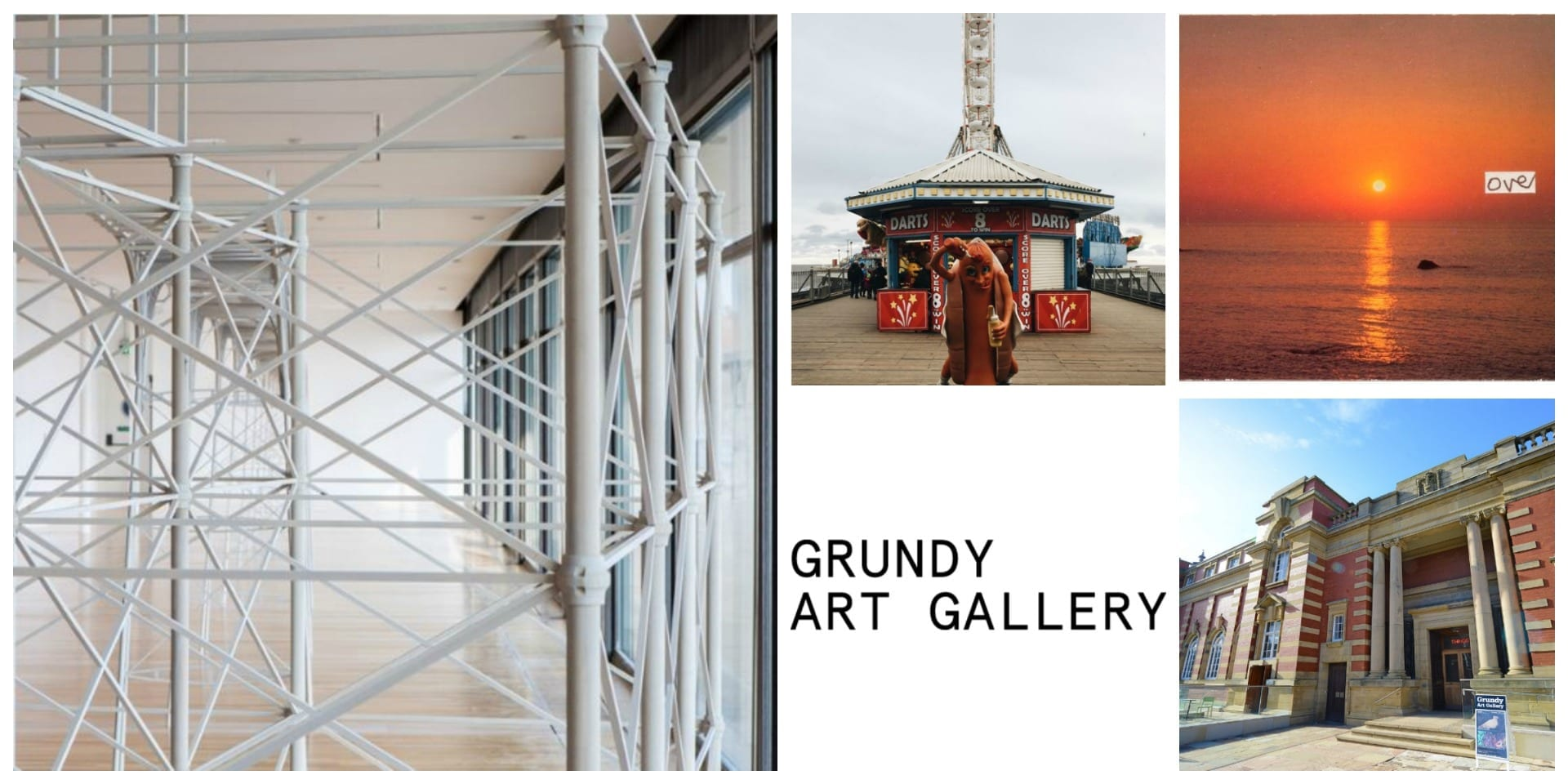 Spring Programme 2018 at Grundy Art Gallery