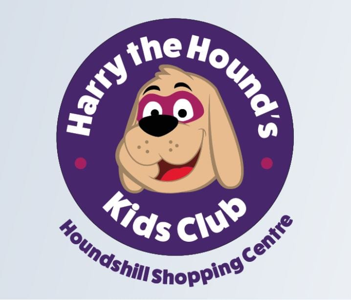 Harry the Hound's Kids Club at Houndshill Shopping Centre Blackpool