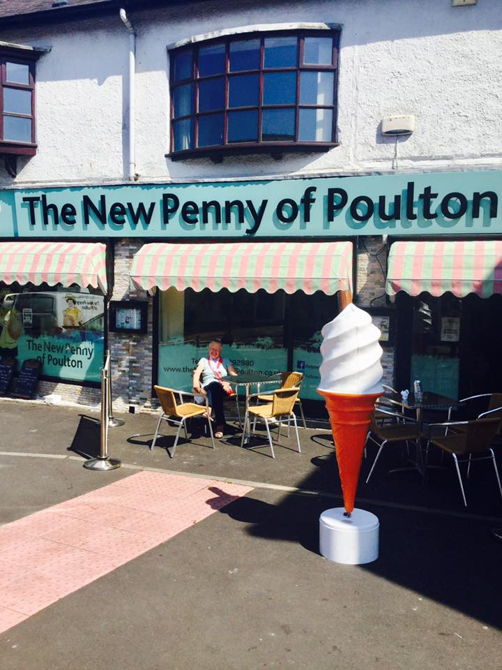 Late opening at the New Penny of Poulton