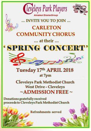 Spring Concert with Carleton Community Chorus