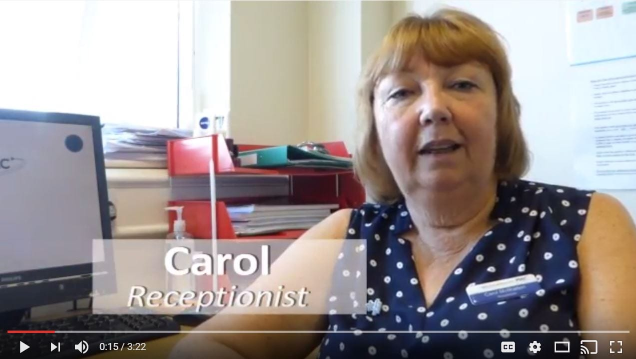 Video: meet the people who work at Mac clinical research
