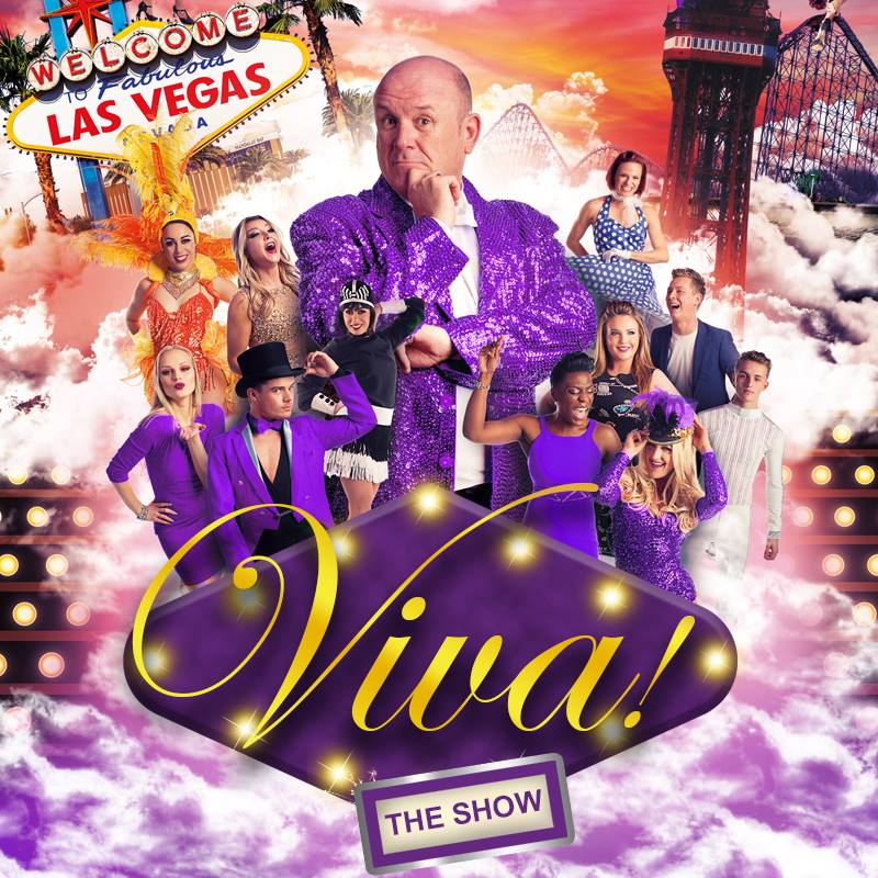 Viva! the Vegas Cabaret Show October 2018