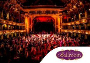 Twixmas Dance at Blackpool Tower Ballroom