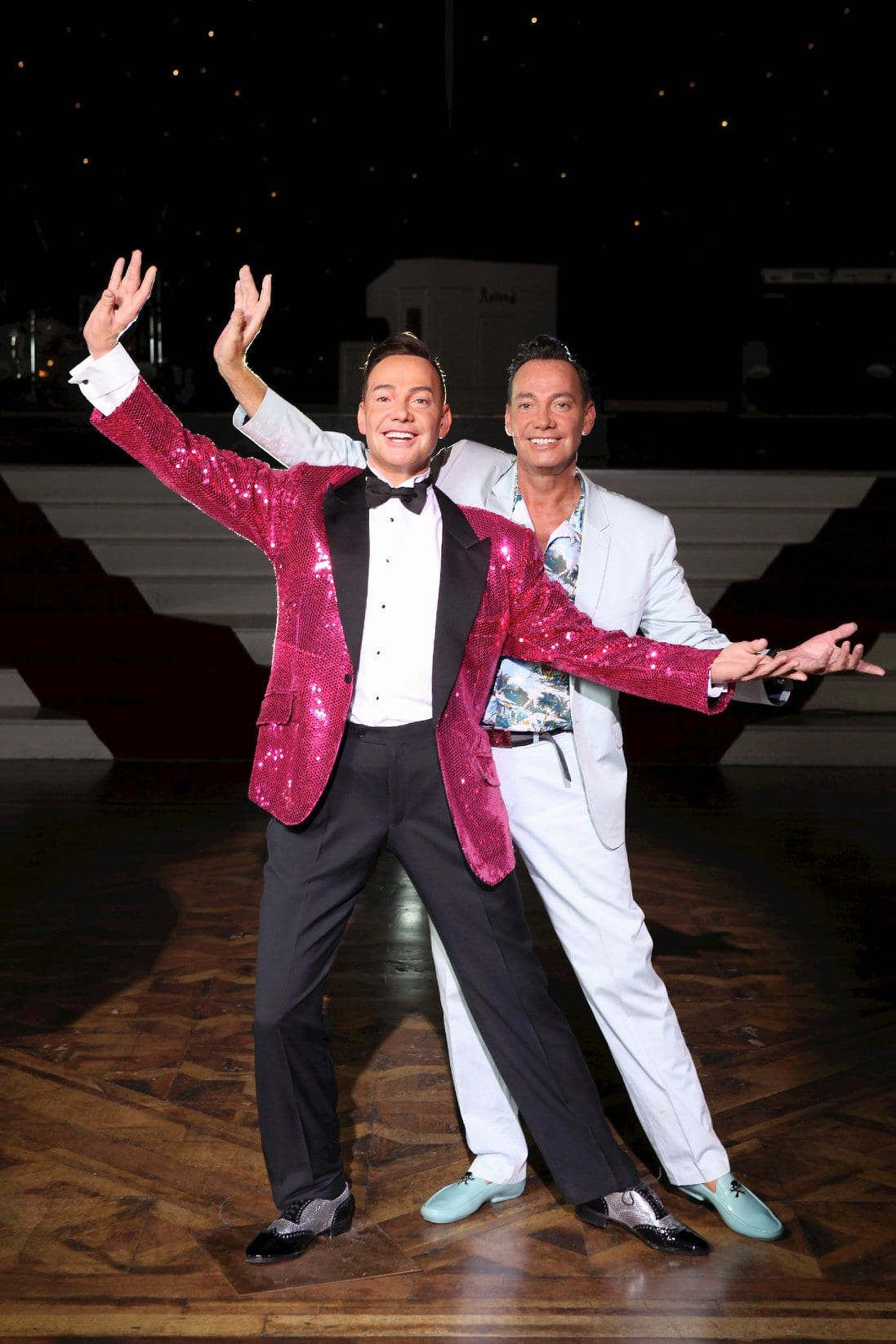 Meet Craig Revel Horwood at Madame Tussauds Blackpool