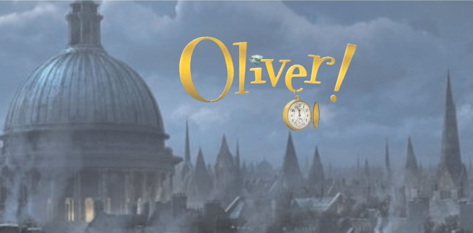 Oliver at Blackpool Grand Theatre