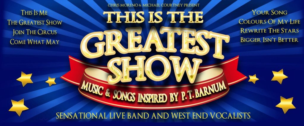 This Is The Greatest Show at Blackpool Grand Theatre
