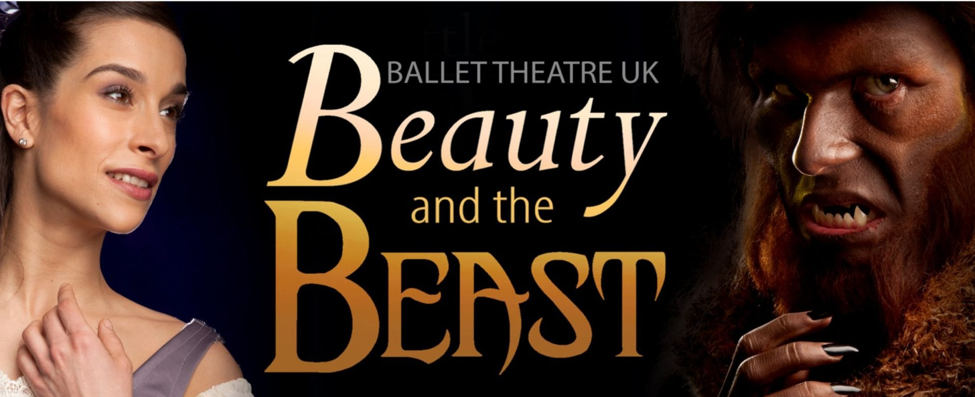 Beauty and the Beast Ballet at Blackpool Grand Theatre