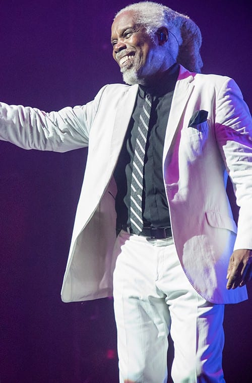 The Best of Billy Ocean at Blackpool Winter Gardens