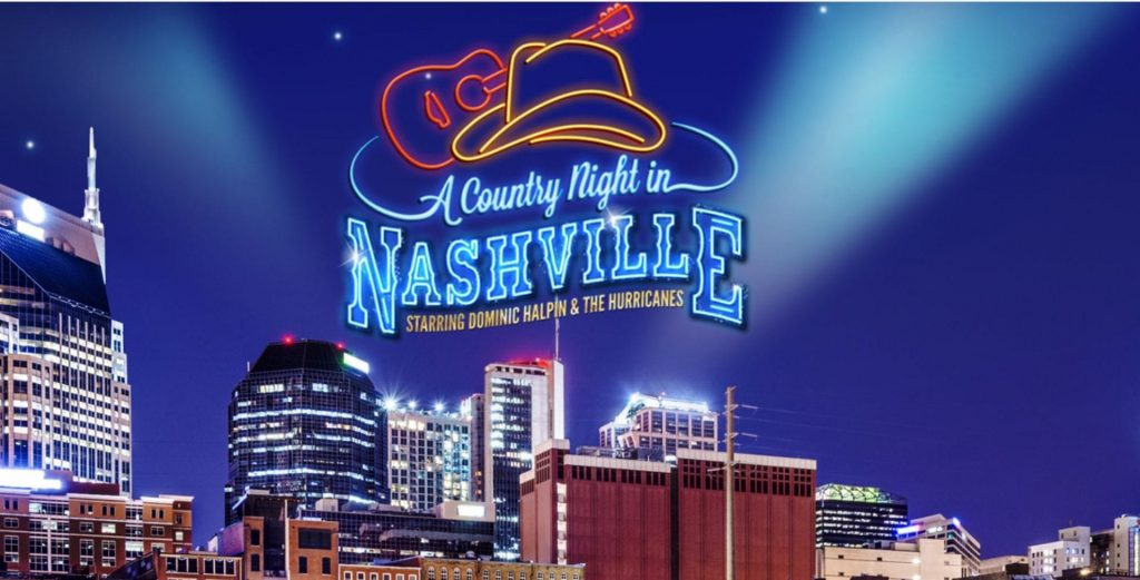 A Country Night in Nashville at Blackpool Grand Theatre