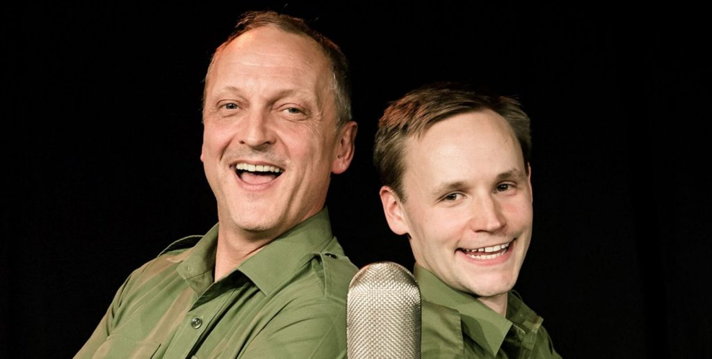 Dad's Army Radio Hour at Blackpool Grand Theatre