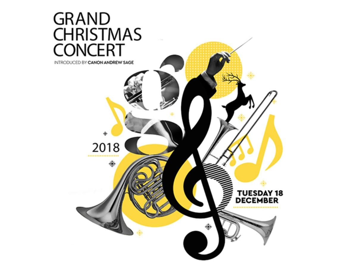 Grand Christmas Concert '18 at Blackpool Grand Theatre