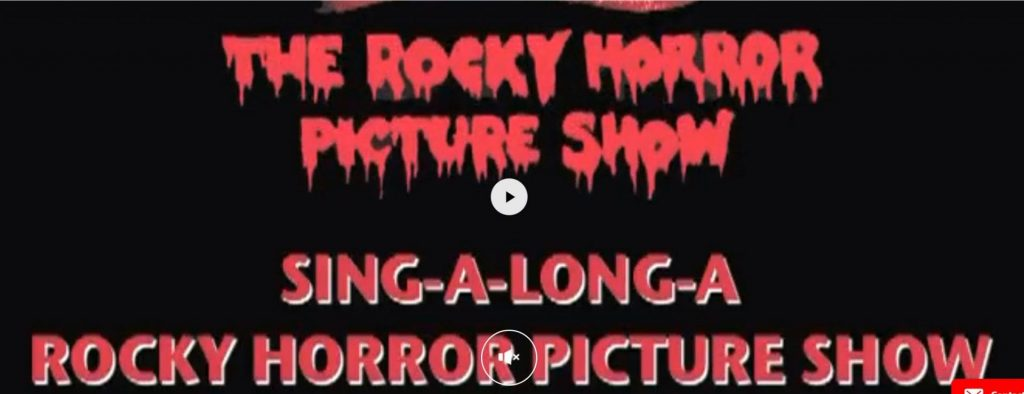Sing-a-Long-a Rocky Horror Picture Show at Blackpool Grand Theatre