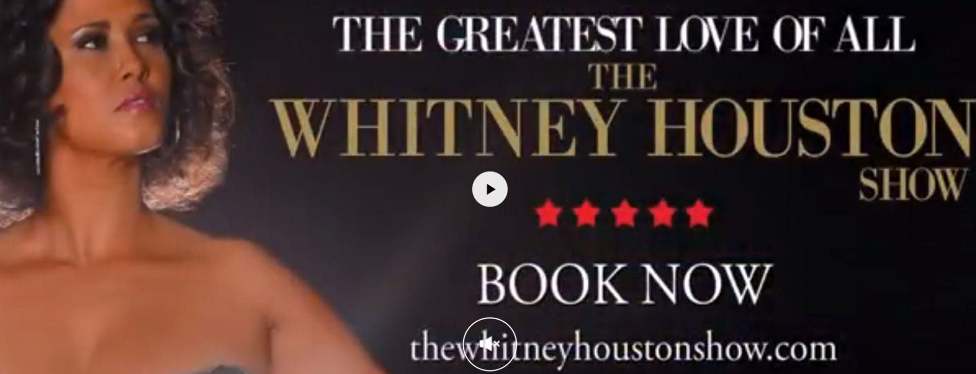 The Whitney Houston Show at Blackpool Grand Theatre