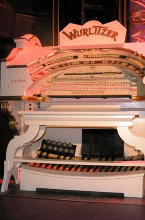 Wurlitzer Organ Concert at Blackpool Winter Gardens