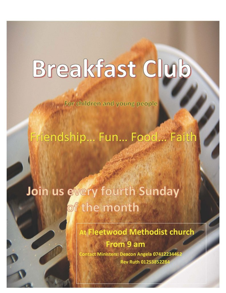 Breakfast Club for Children and Young People