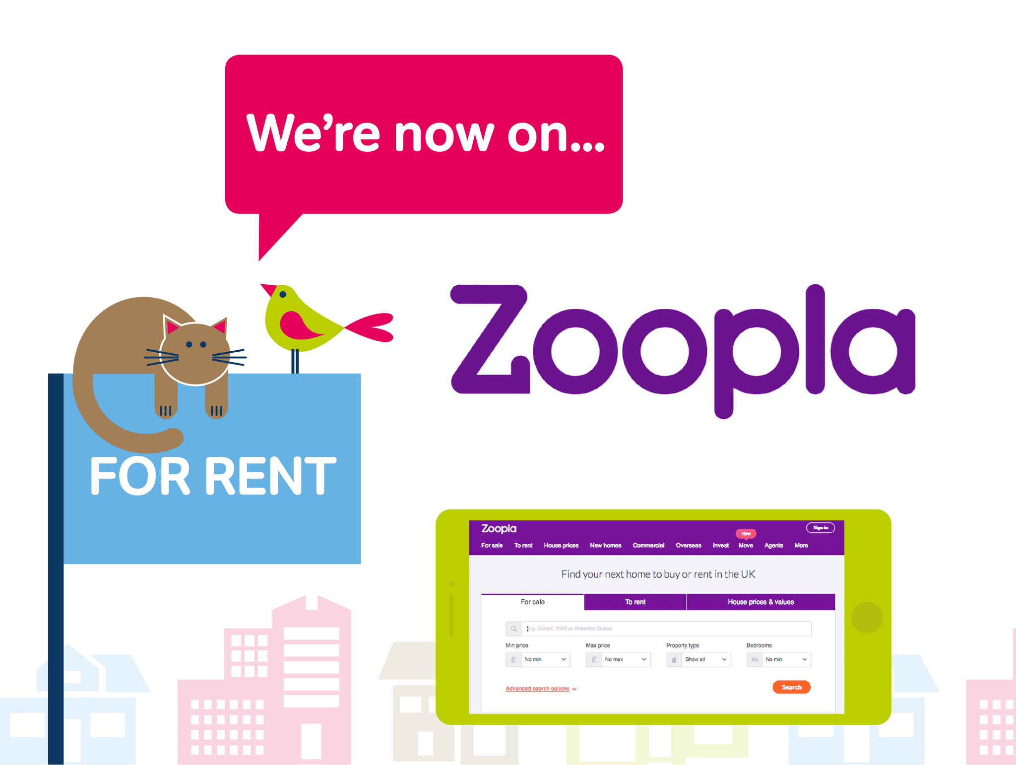McDonald Property Rentals on Zoopla