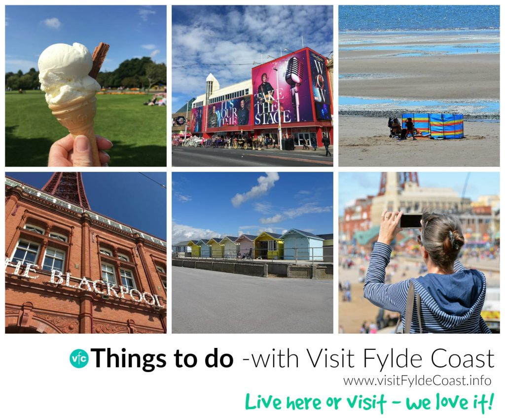 Things to do on the Fylde Coast