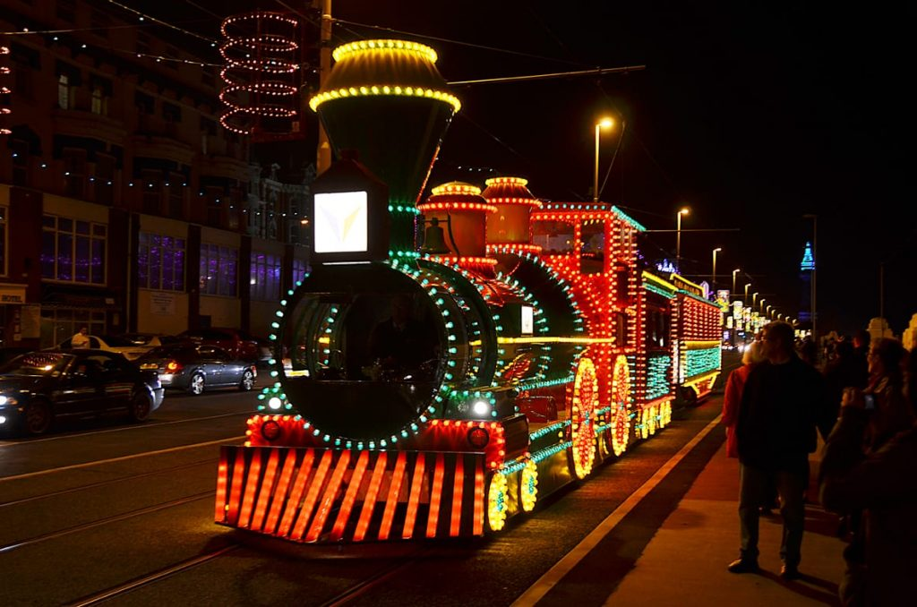 Heritage Trams Illuminations Tours