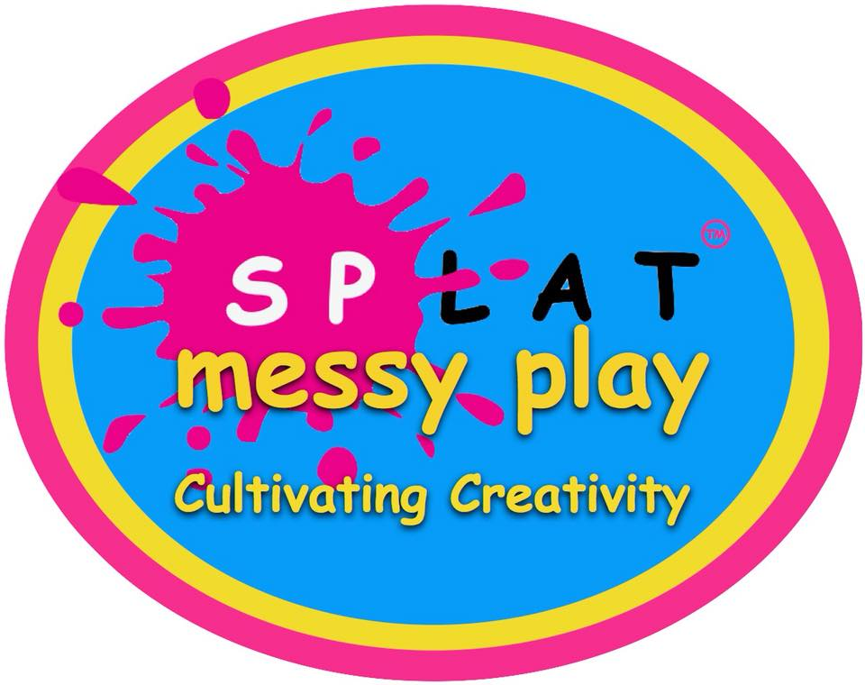 Splat Messy Play at Bounce Play Centre