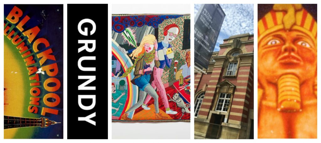 Autumn Programme: including Grayson Perry Exhibition at Grundy Art Gallery