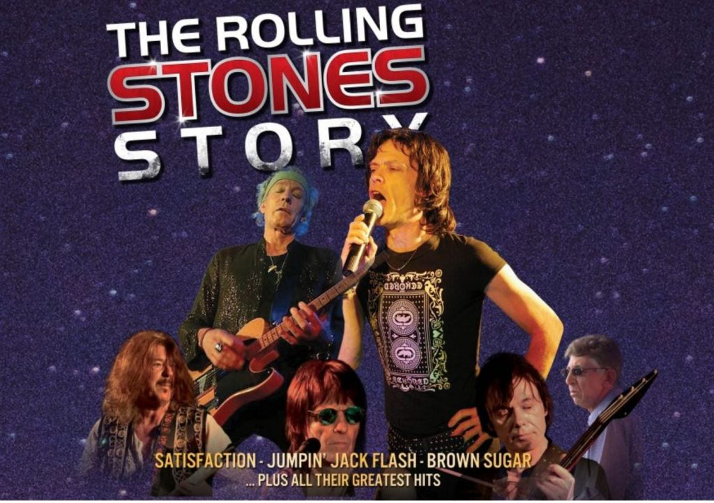 The Rolling Stones Story at Blackpool Grand Theatre
