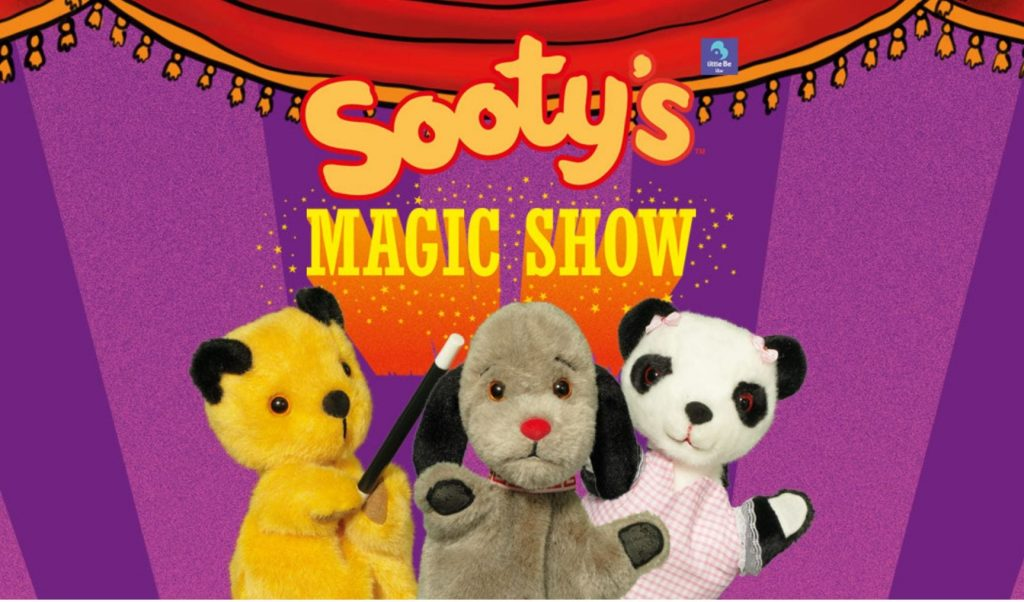The Sooty Show at Blackpool Grand Theatre