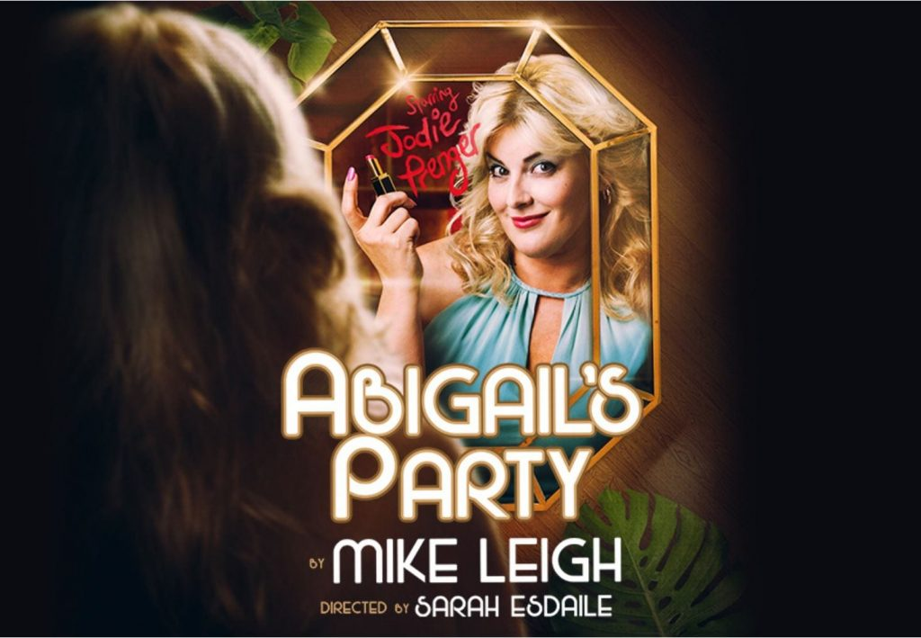 Abigail's Party at Blackpool Grand Theatre