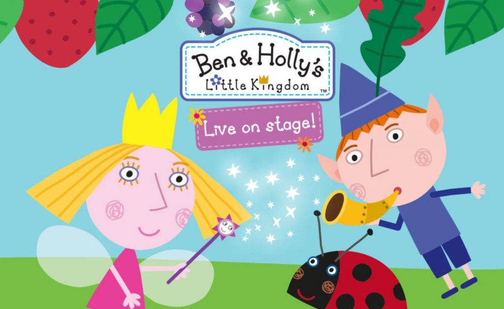 Ben and Holly's Little Kingdom at Blackpool Grand Theatre